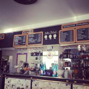 Décoration corsaire café